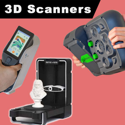 3D Scanners